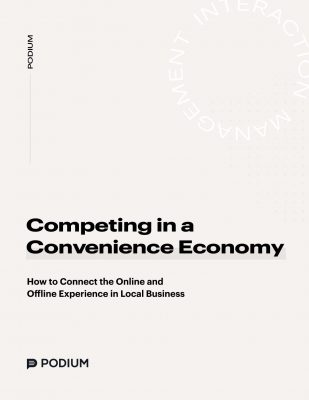 Competing in a Convenience Economy