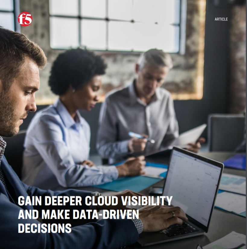 Gain Deeper Cloud Visibility And Make Data-Driven Decisions