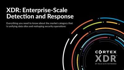XDR: Enterprise-Scale Detection and Response