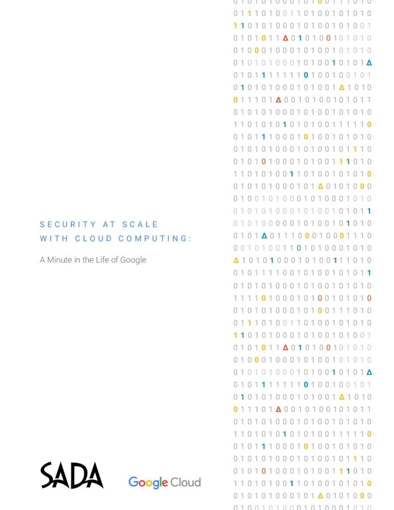 """Security at Scale With Cloud Computing,"" by Google"