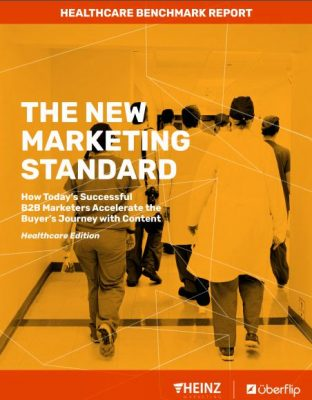 The New Marketing Standard: Healthcare Edition