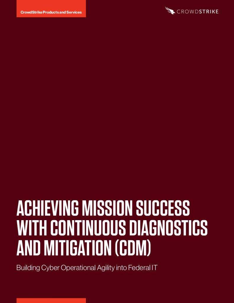 Achieving Mission Success with CDM