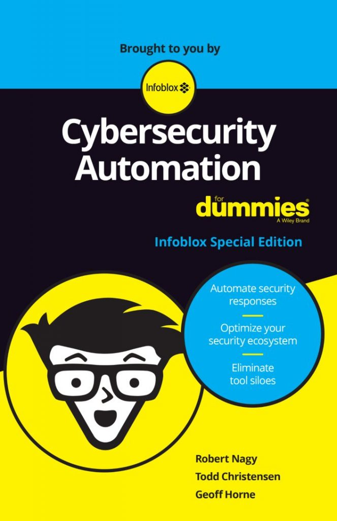 Cybersecurity Automation for Dummies