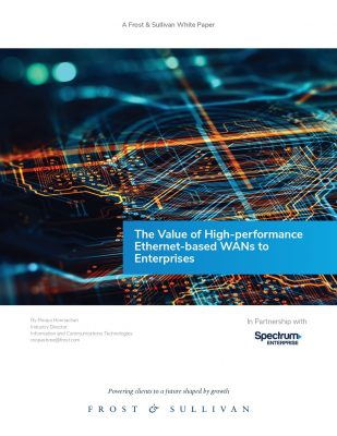 The Value of High-performance Ethernet-based WANs to Enterprises