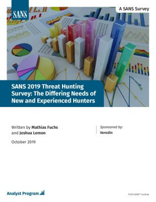 SANS Threat Hunting Survey Report: The Differing Needs of New and Experienced Hunters