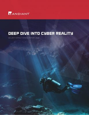 Mandiant Security Effectiveness Report 2020