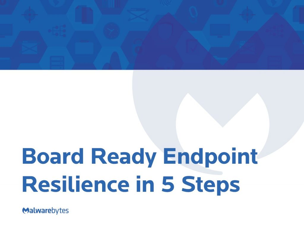 Board Ready Endpoint Resilience in 5 Steps