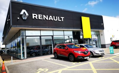 Renault will Participate in Industry 4.0 Wave with Google Cloud's Help