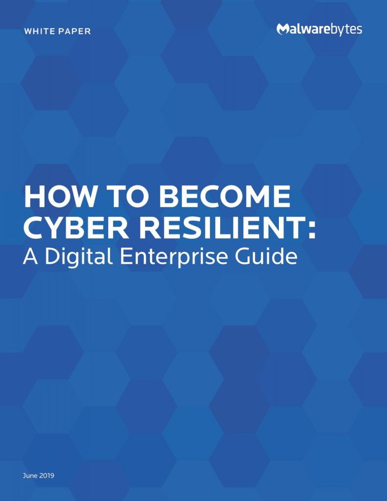 How to become Cyber Resilient: A Digital Enterprise Guide