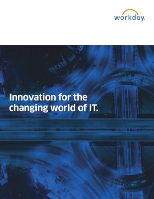 Innovation for the changing world of IT