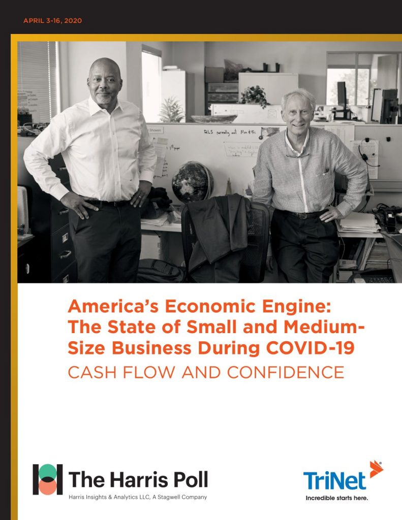 The State of Small and Medium-size Business During COVID-19 (Cash Flow & Confidence)