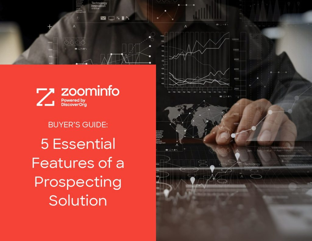 Five Essential Features of a Prospecting Solution
