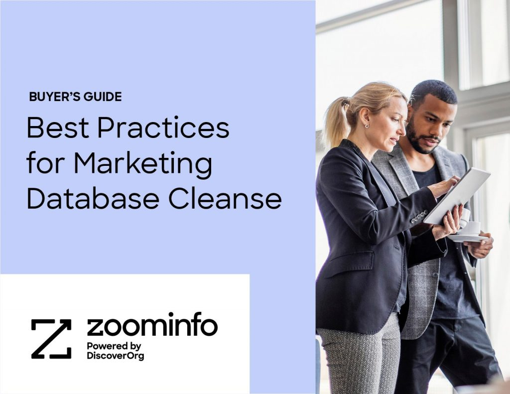 Best Practices for Marketing Database Cleanse