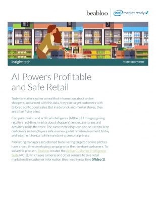 AI Powers Profitable and Safe Retail