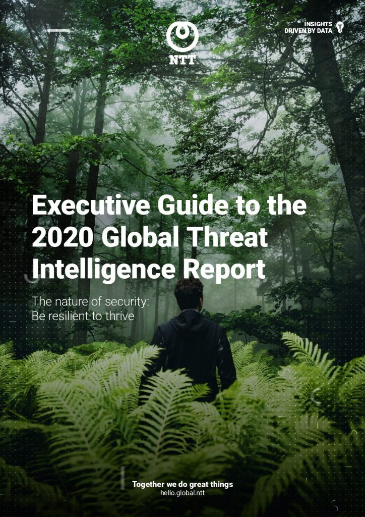 2020 Global Threat Intelligence Report | Executive Guide