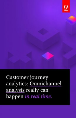 Customer Journey Analytics: Omnichannel Analysis Can Happen in Real Time