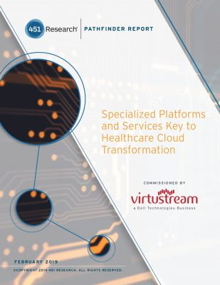 451 Research Pathfinder: Healthcare Cloud