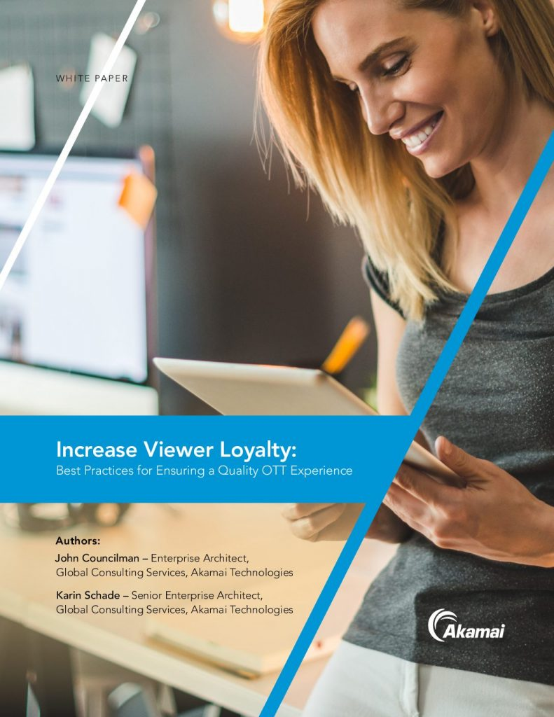 Increase Viewer Loyalty: Best Practices for Ensuring a Quality OTT Experience