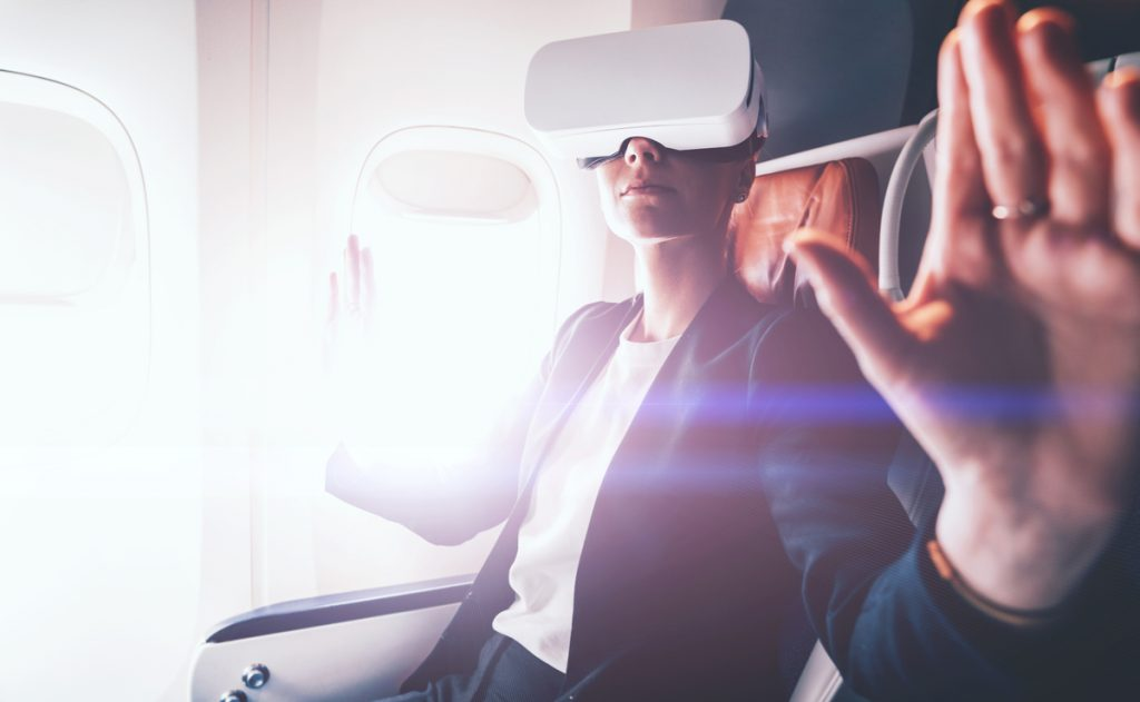 South Korea's KT Corp. to Launch In-Flight Virtual Reality (VR) Service for Jin Air Co. Ltd.