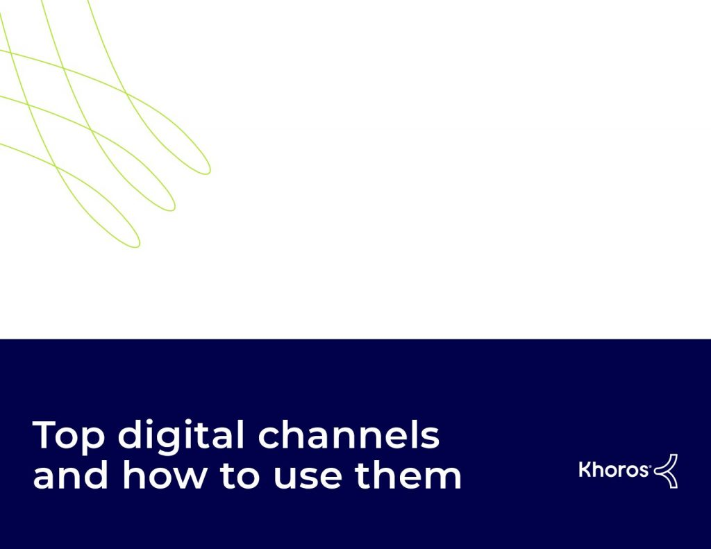 The digital channels guide