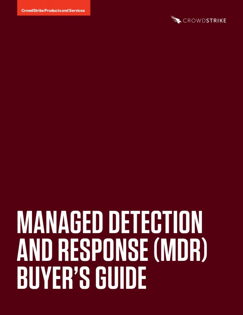 A Managed Detection and Response (MDR) Buyer's Guide)