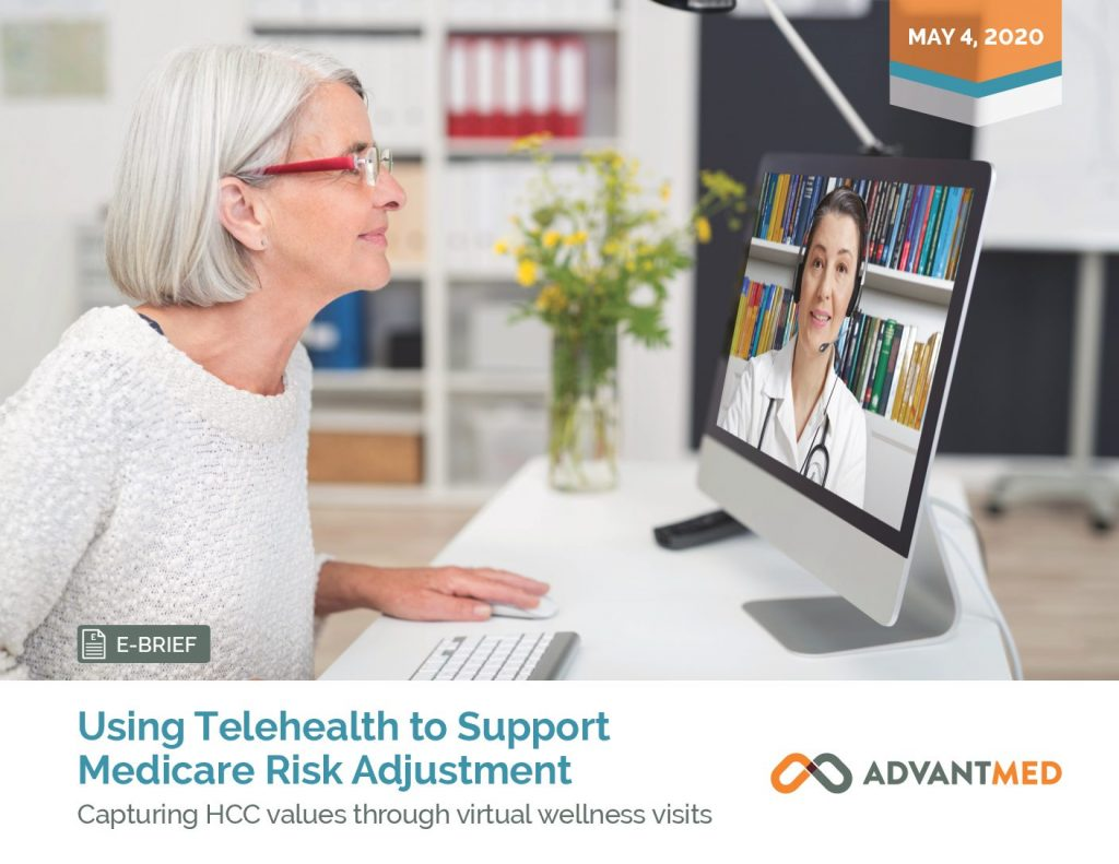 Using Telehealth to Support Medicare Risk Adjustment