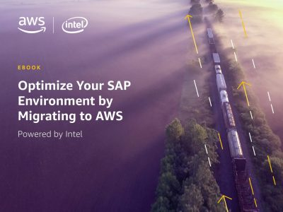 Start modernizing SAP on AWS