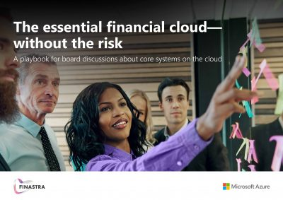 The Essential Financial Cloud— Without The Risk