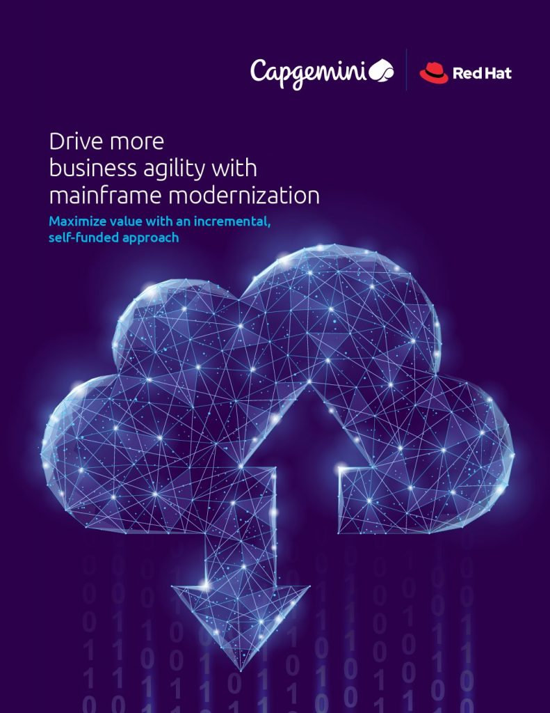 Drive More Business Agility with Mainframe Modernization