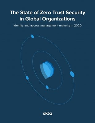 The State of Zero Trust Security in Global Organizations