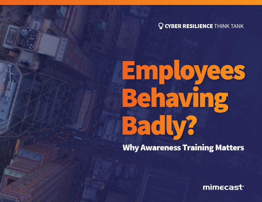 Are Your Employees Behaving Badly?