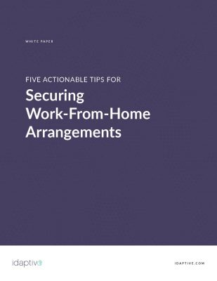 Five Actionable Tips for Securing Work-From-Home Arrangements