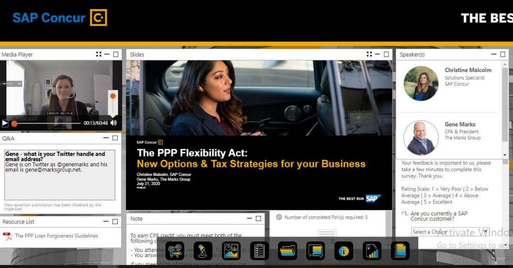 The PPP Flexibility Act: New Options and Tax Strategies for your Business