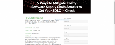 5 Ways to Migrate Costly Software Supply Chain Attacks to Get Your SDVC in Check