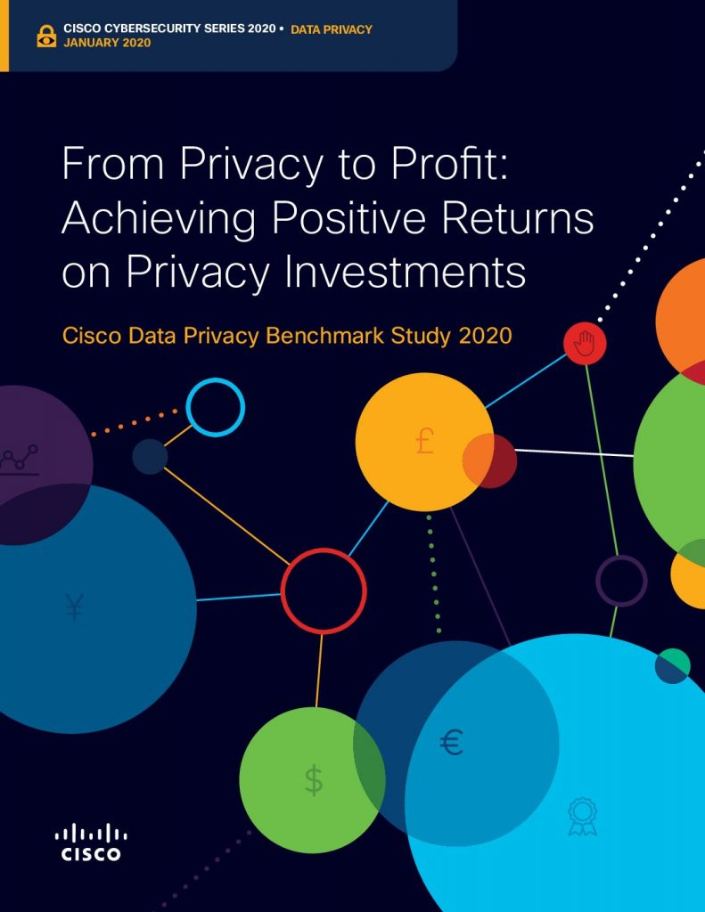 From Privacy to Prot: Achieving Positive Returns on Privacy Investments