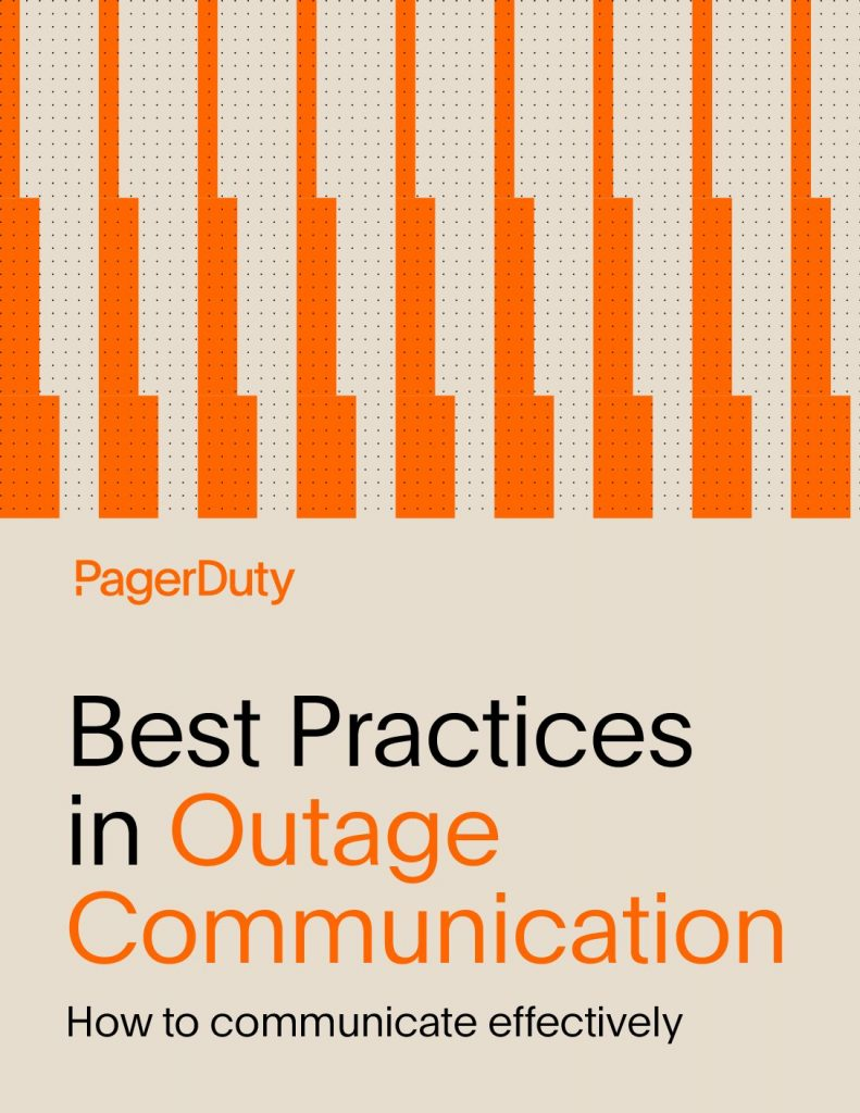 Best Practices in Outage Communication