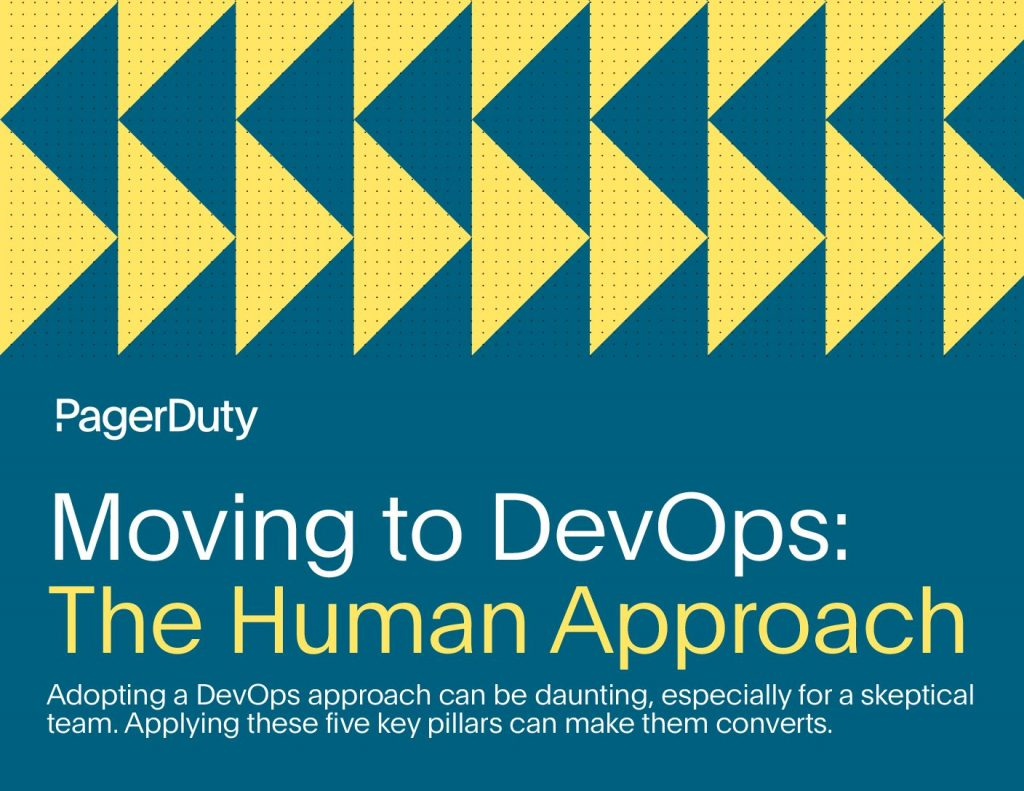 Moving to DevOps: The Human Approach