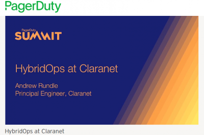 HybridOps at Claranet