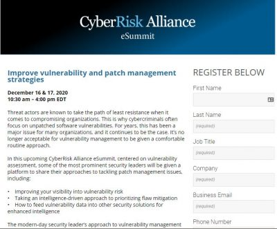 Improve vulnerability and patch management strategies