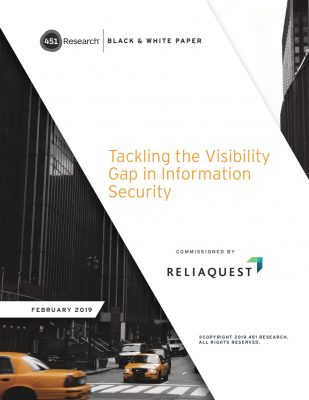 Research Report: Tackling the Visibility Gap in Information Security