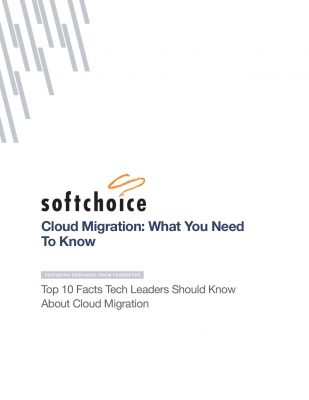 Top 10 Facts Tech Leaders Should Know About Cloud Migration - Forrester Report