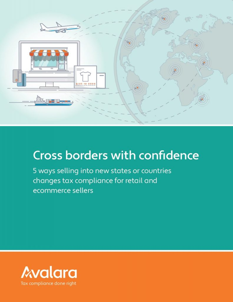 Sell Across Borders With Tax Confidence