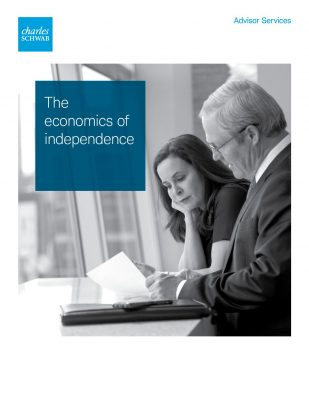 The economics of independence