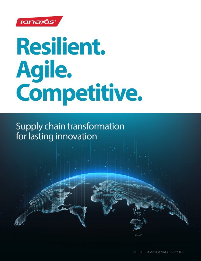 Resilient. Agile. Competitive. Supply chain transformation for lasting innovation