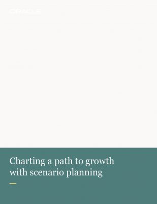Charting a path to growth with scenario planning