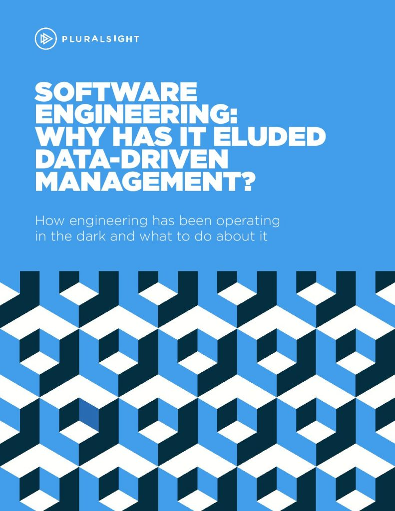 Software Engineering: Why Has it Eluded Data-Driven Management