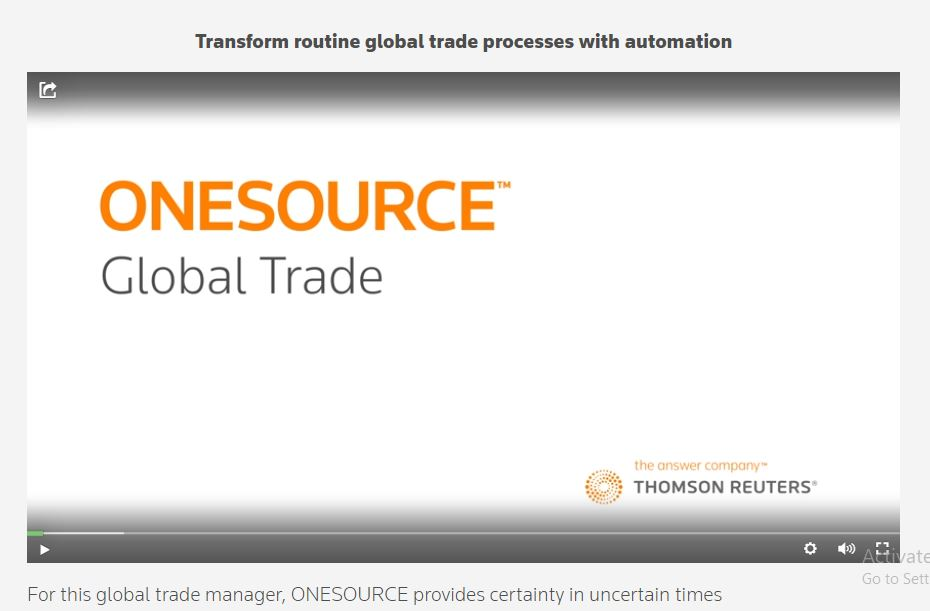 Transform Routine Global Trade Processes with Automation