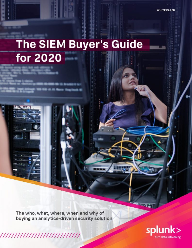 The SIEM Buyer's Guide 2020
