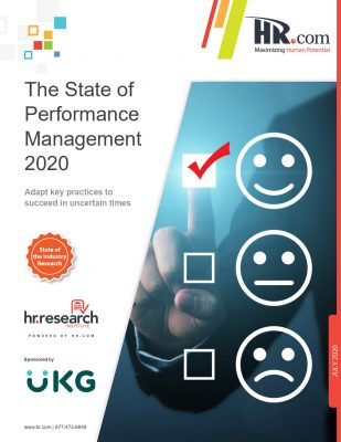 The State of Performance Management 2020 ​