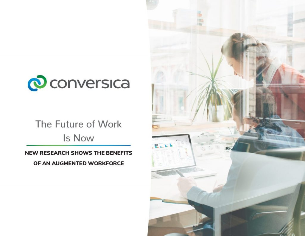 The Future of Work Is Now: New Research Shows the Benefits of an Augmented Workforce